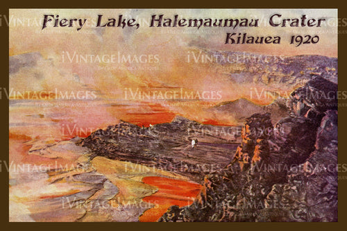 Hawaii Postcard 1920 - 5