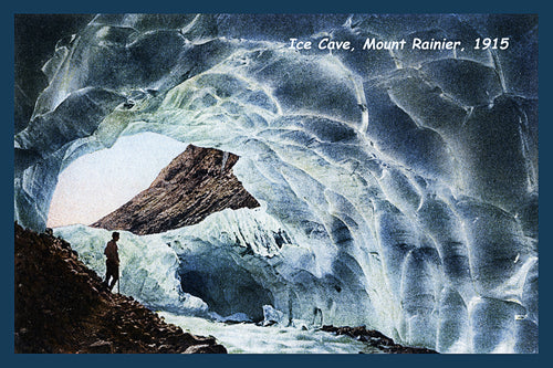 Mount Rainier Postcard 1915 - 3
