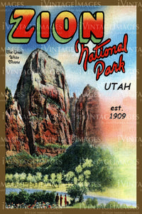 Zion Poster 1934 - 3