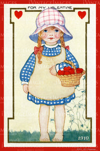 Arts and Craft Valentine 1910 - 23