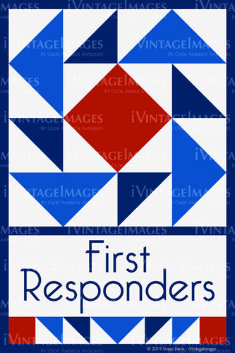 First Responders Design by Susan Davis - 2