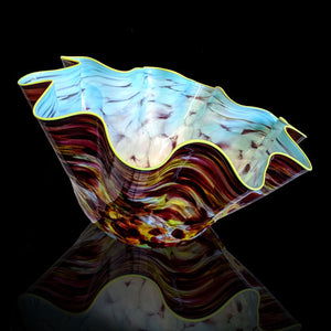 Glass art and paintings by Dale Chihuly available at Habatat Galleries Florida