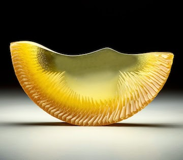 Alex Bernstein Glass art