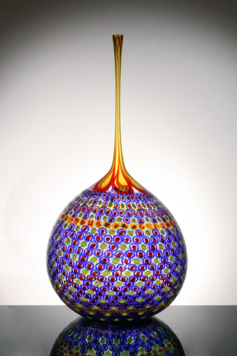 Stephen Powell glass art