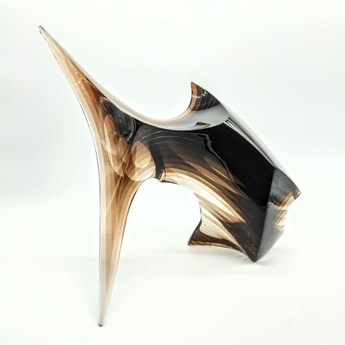 Javier Gomez glass art