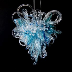 glass art by Rike Scholle
