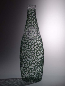 Robert Mickelsen glass art