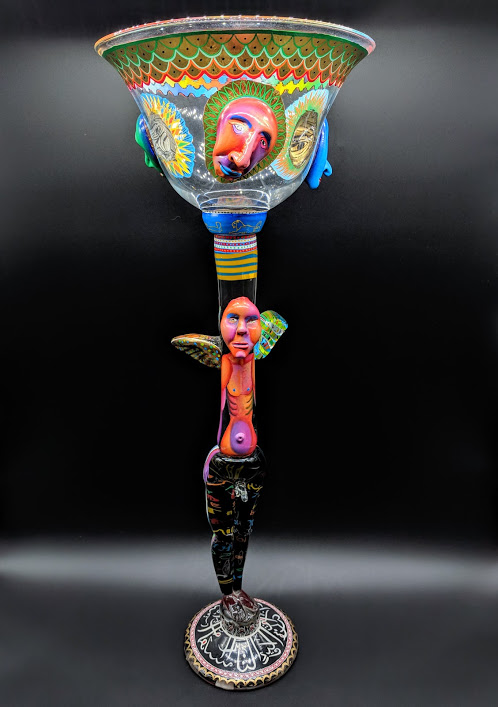 Robert Carlson glass art