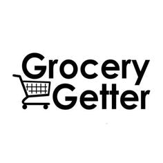 """GROCERY GETTER"" VINYL DECAL - 7EIGHTY AUTO"