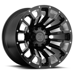 PINATUBO 22X12 8-180 44N C125 BLACK MILLED