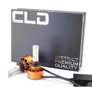 CLD - LED HEADLIGHT CONVERSION KIT 6500K 8000LM - 7EIGHTY AUTO