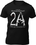 2A Unisex Short-Sleeve T-Shirt