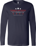 Charles Anthony Long-Sleeve T-Shirt Campaign