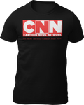 CNN Cartoon News Network Unisex Short-Sleeve T-Shirt