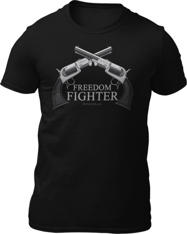 Freedom Fighter Unisex Short-Sleeve T-Shirt