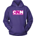 CNN Cartoon News Network Unisex Hoodie