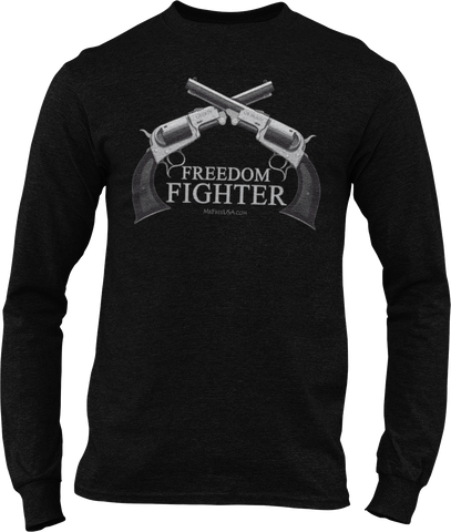 Freedom Fighter Unisex Long-Sleeve T-Shirt