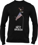 Not Broken Unisex Long-Sleeve T-Shirt