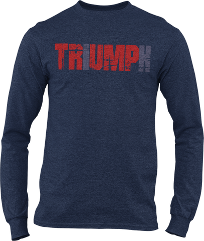 TRIUMPH Unisex Long-Sleeve T-Shirt