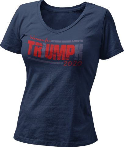 Women for TRIUMPH V-Neck T-Shirt