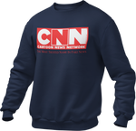 CNN Cartoon News Network Unisex Sweatshirt