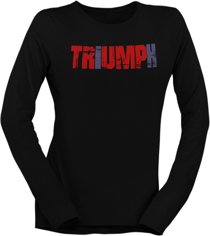 TRIUMPH Long-Sleeve T-Shirt