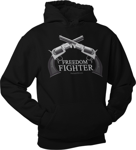 Freedom Fighter Unisex Hoodie