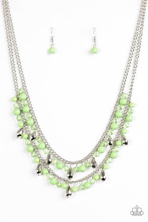 Mardi Gras Glamour Necklace