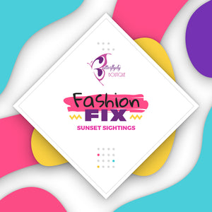 Fashion Fix Sunset Sightings Collection 3