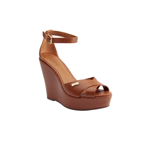 Corocoro Brown Wedges
