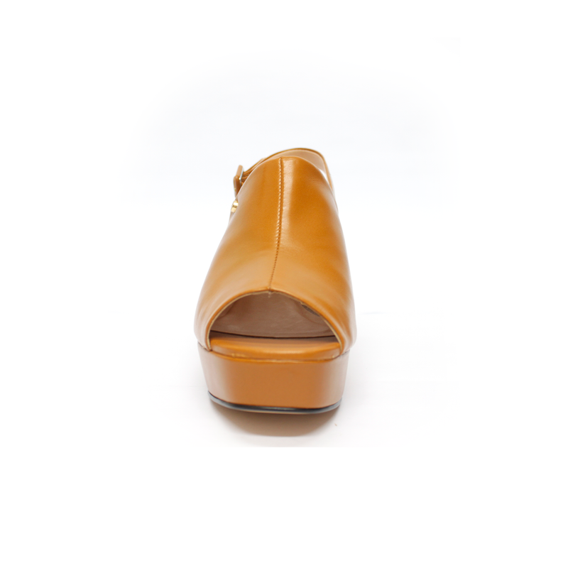 Martineta Sandals - Honey - TARBAY