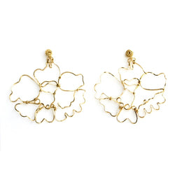 Geranio Earrings