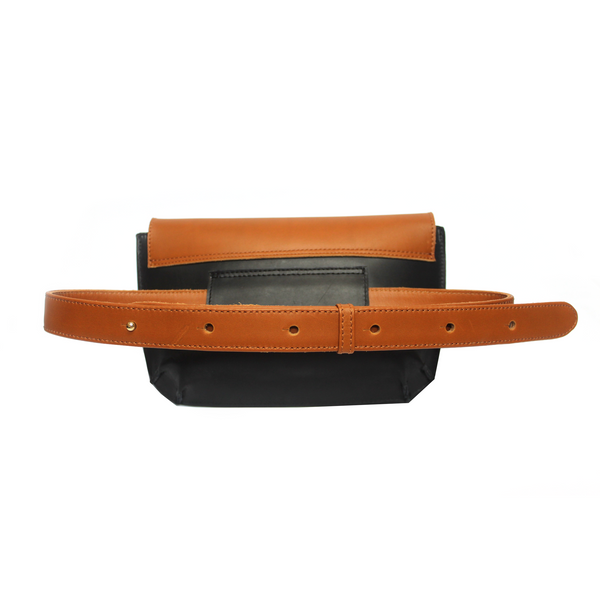 Tajalí Belt Bag - Black