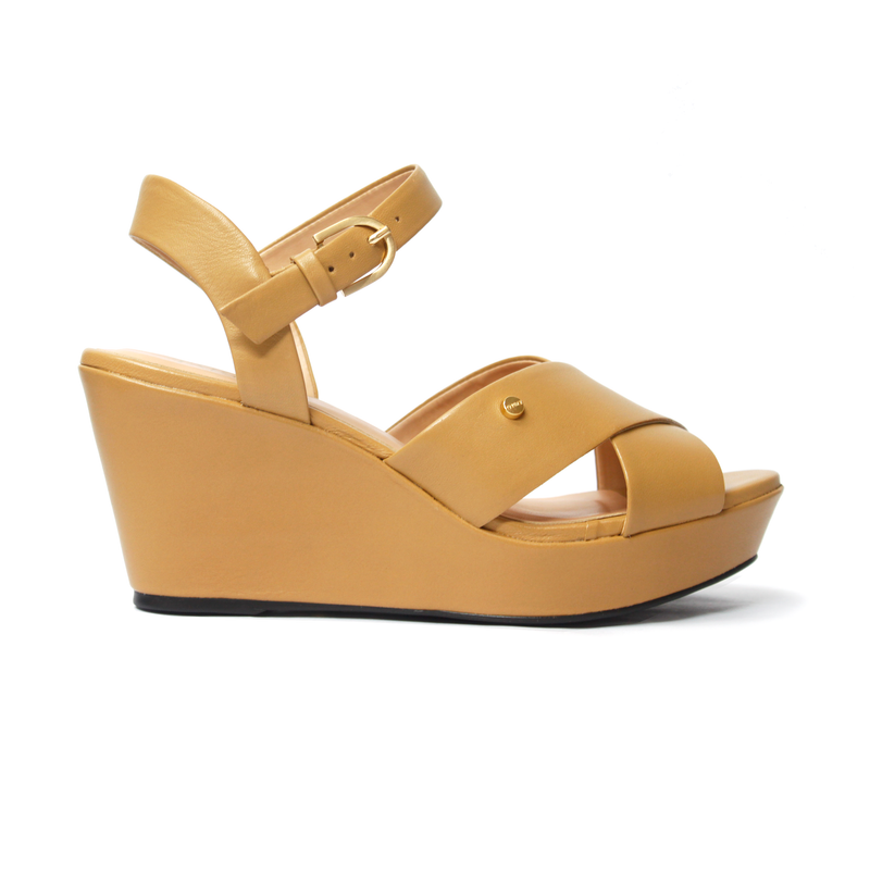 Espuma Beige Wedges