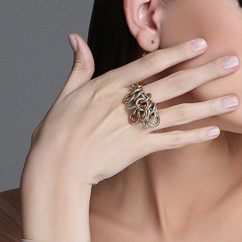 Rulo Large Ring
