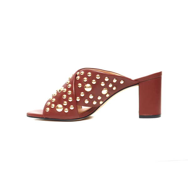 Sirirí Red Sandals - TARBAY