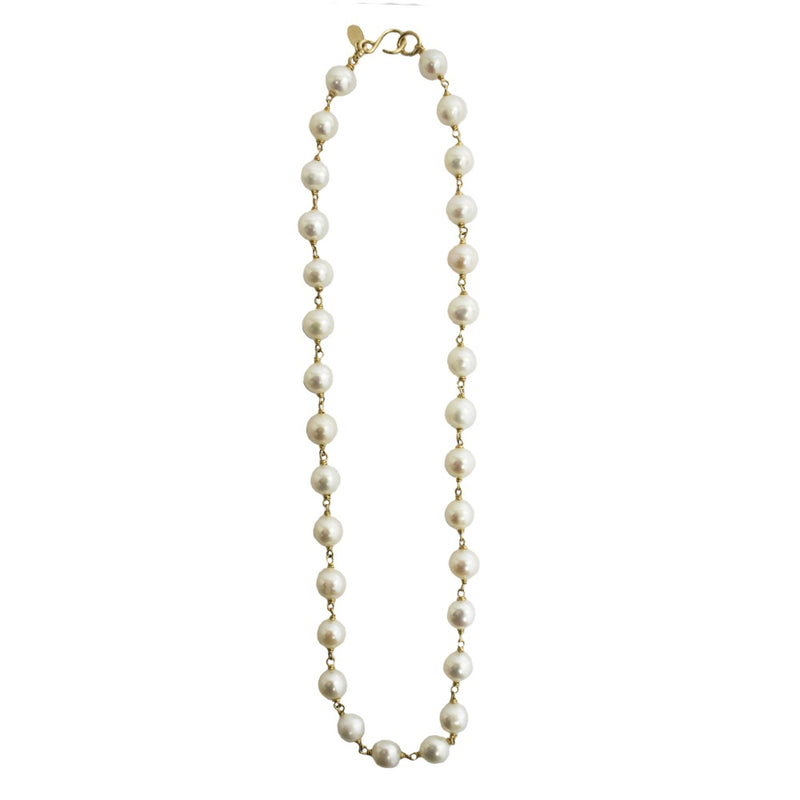 Perlas Small Necklace