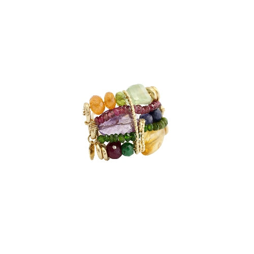 Mermelada Colored Ring