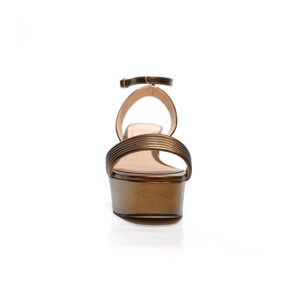 Tapir Marrone Sandals - TARBAY