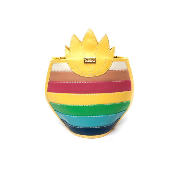 Pineapple Clutch Bag - Multicolor