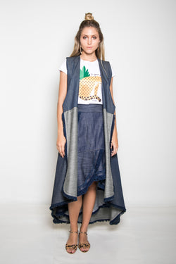 Malanga Cape-Dress