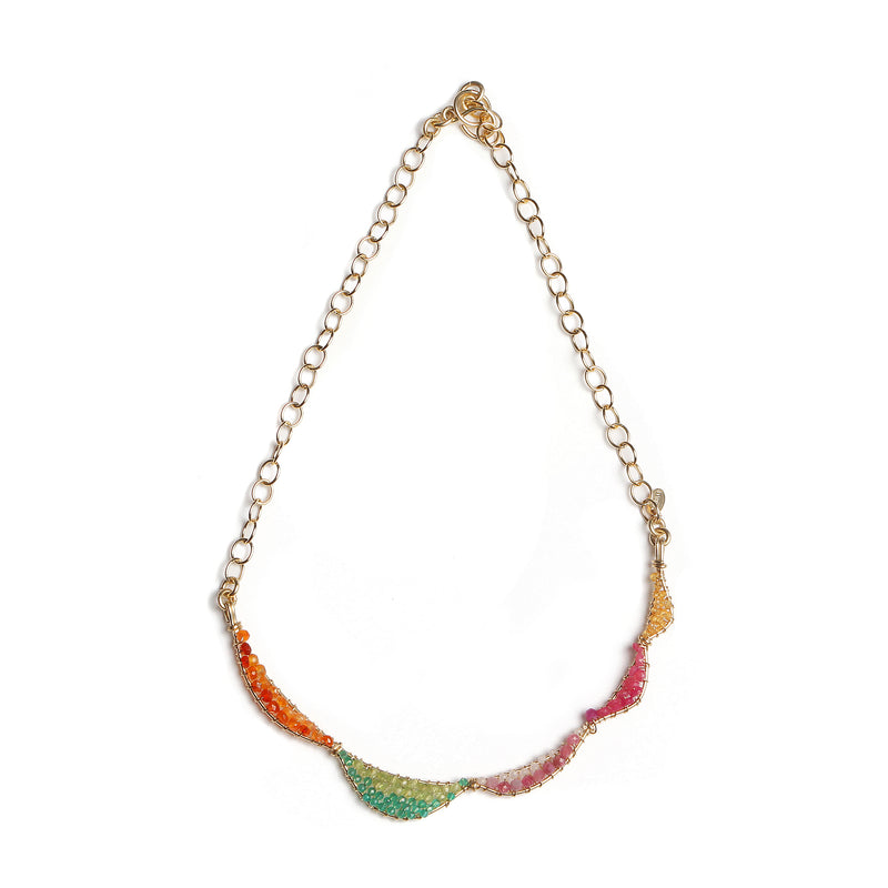 Graine Arcoiris Necklace