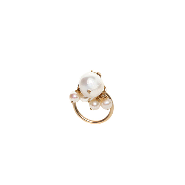 Margot Pearl Ring