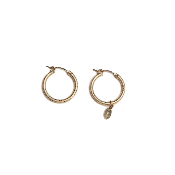 Elga 40mm Earring