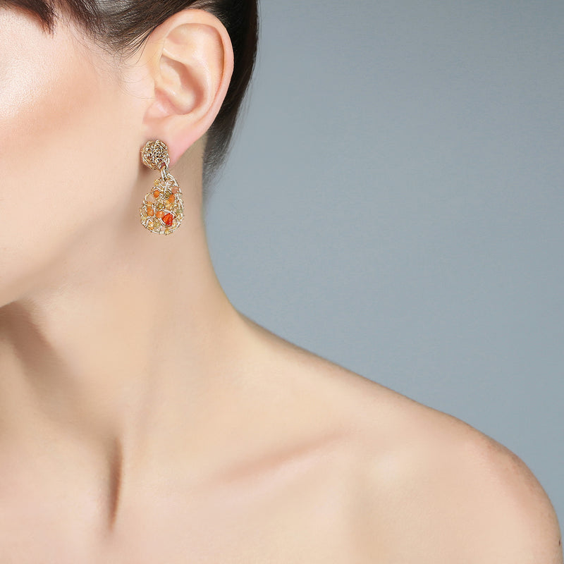 Gota 20mm  Earring