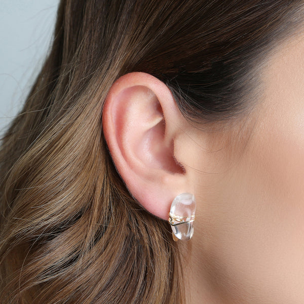 Asteroide Earrings
