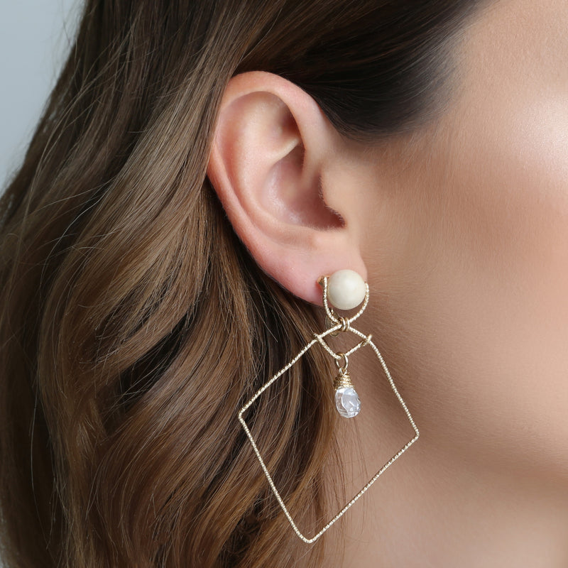 Katherine Dangle Earring - TARBAY