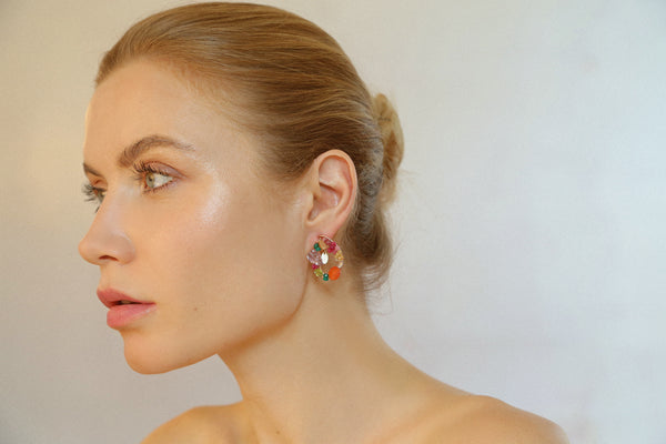 Maeve 30mm Earring