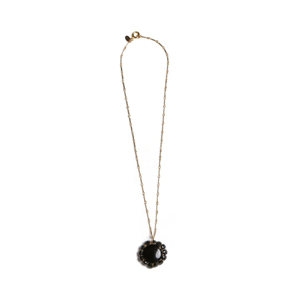 Dorothy Onyx Necklace