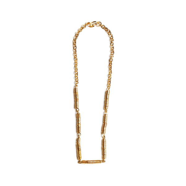 Pergamino Necklace